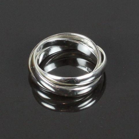 Bague 3 anneaux