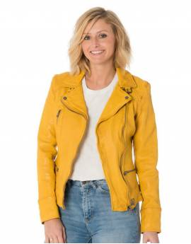 Blouson Video Jaune