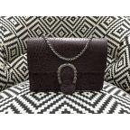 Mini sac cuir Salma