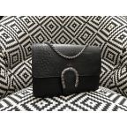 Salma mini leather bag