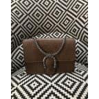 Salma mini leather bag