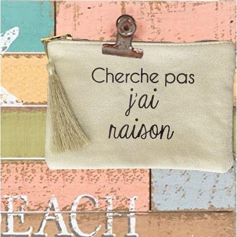 POCHETTE RAISON