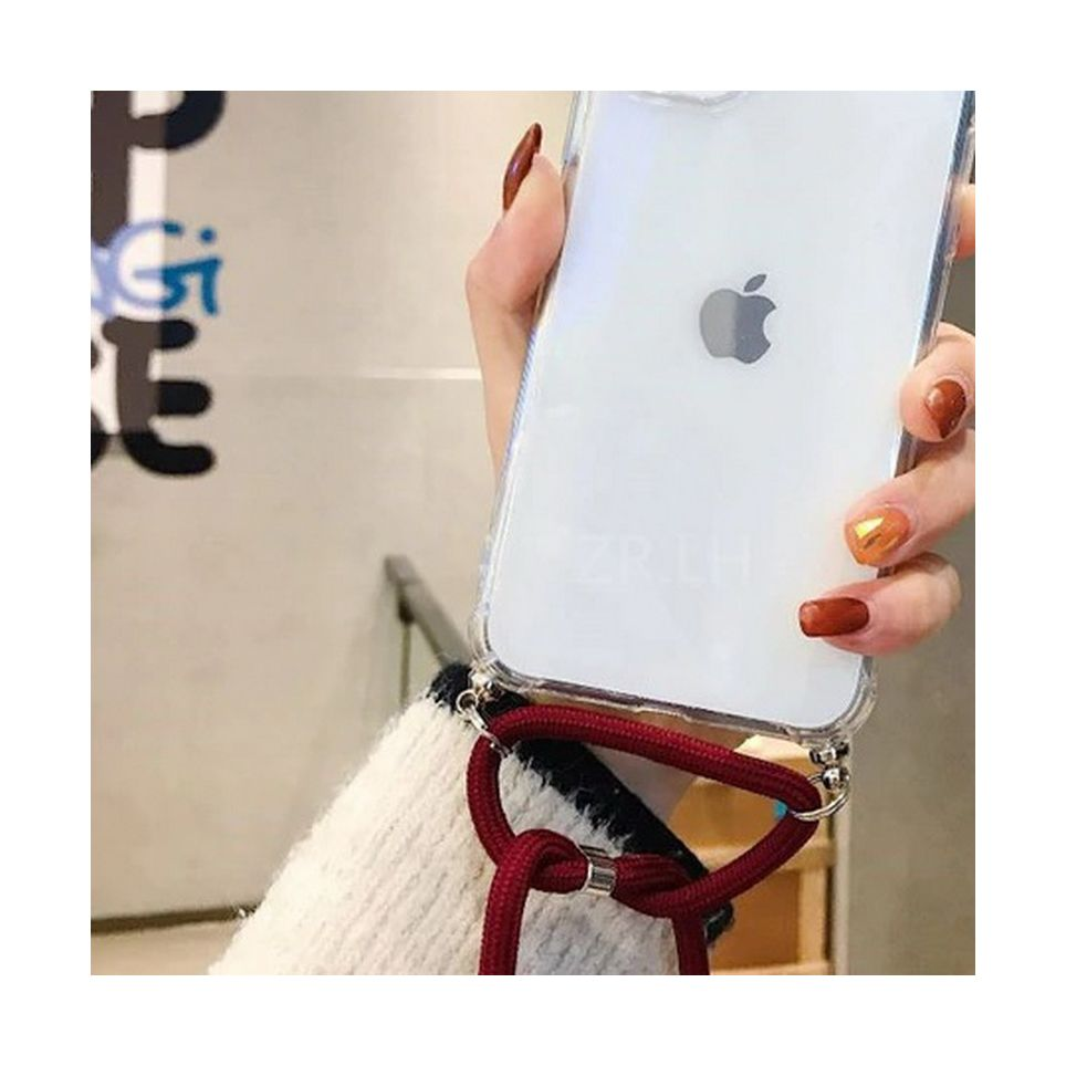 Coque iPhone 11 avec Cordon
