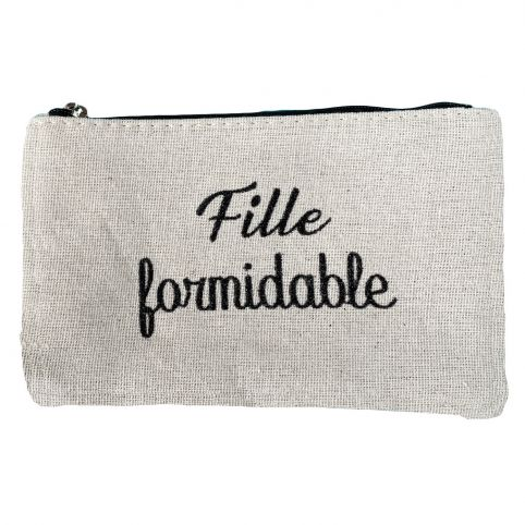 "Pochette "" Fille Formidable"""