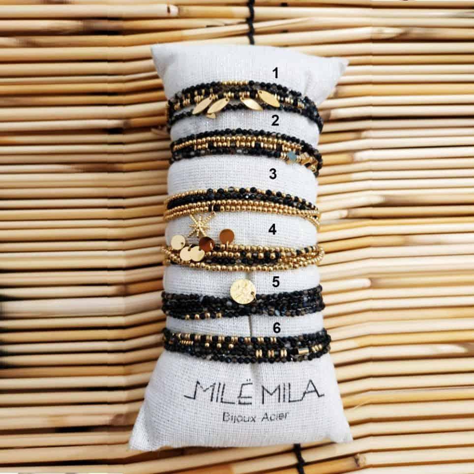 Bracelets Onyx