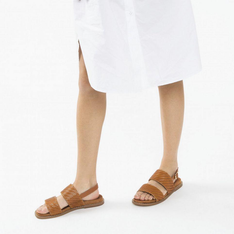 Sandales Tréssées Vanessa Wu