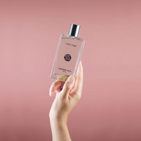 Parfum Label Rose Carrément Belle
