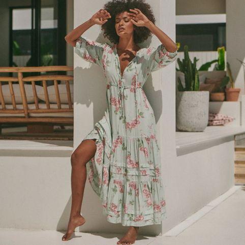 Robe Longue Mariana JAASE